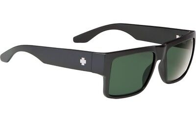 Spy Optic Sunglasses Cyrus Flat Black / Happy (Spy Optic Cyrus)