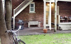 High Park Huge 3 bedroom