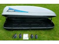 Thule ocean 200 roof box