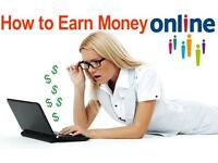 Learn How To Earn Money Online Here!