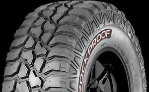 """Pneu 17"""" Nokian Tire 315-70-17 Jeep Ram F150 F250 F350 Silverado Sierra Pneus Titan Tacoma Tundra 35x12.5x17 Tires 35"""""""