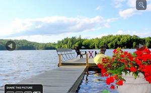 Maison à vendre bord de Lac, faites une offre!!!