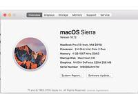 MacBook Pro (13 inch, Mid 2010)