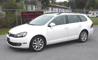 2012 Volkswagen Golf Highliner Diesel Wagon