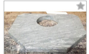 Soapstone / Warming Stone Slabs - 2 Available