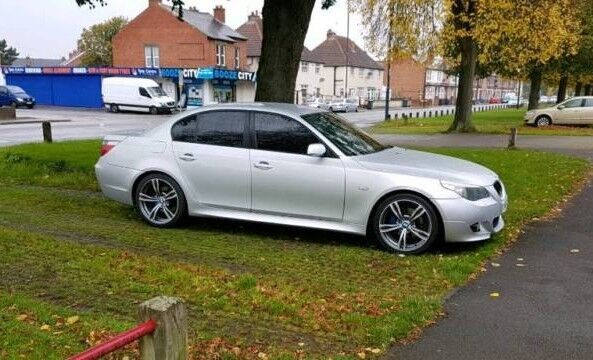 Bmw 530d M Sport may px