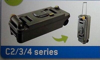 Thetford Fresh-Up Set für C2/3/4 Toilette, links, neues Modell mit Räder