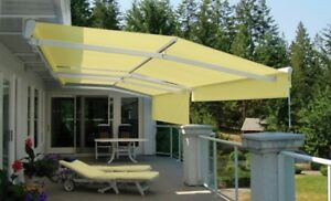 AWNING - RETRACTABLE