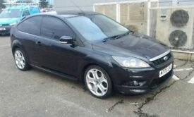 Ford focus 1.8 TDI ST body kit with alloys