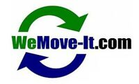 Now Hiring Movers