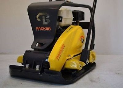 Packer Brothers Pb214 Plate Compactor Tamper Gas Honda 5.5 Gx160