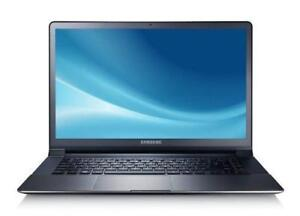 Samsung NP900X4C-A03CA Series 9 Ultrabook (15-inch, i7-3517U, 8GB-DDR3, 256GB SSD, Windows 8, Black)