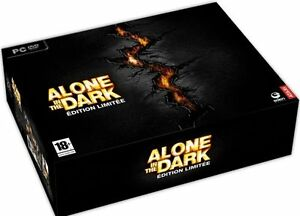Alone in the Dark Limited Edition Collectors (PC) PAL Brand New & Sealed