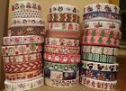 Lot Grosgrain Ribbons & Ribboncraft