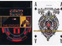 THE STROKES Room On Fire official Rough Trade promotional playing cards