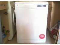 HOOVER HDP 1D39W Full-size Dishwasher - White BRAND-NEW!!!!