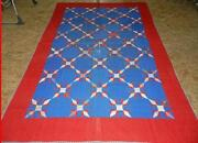 Antique Blue Quilt