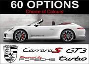 Porsche GT3 Decals