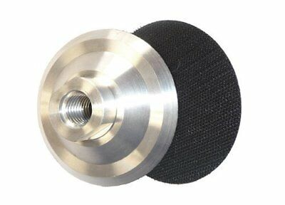 4 Inch Aluminum Backer Pad 2 Pieces 58-11 Thread For Diamond Polishing Pads