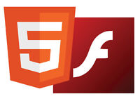 Flash animation to HTML5 Conversion