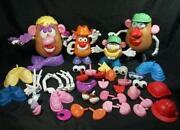 Mr Potato Head Parts Lot
