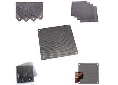 140mm Dustproof Case Fan Dust Filter Guard Protector Cover Mesh for Computer PC