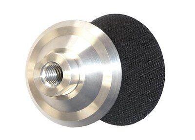 25 Piece 5 Aluminum Backer Pad 58-11 Thread For Diamond Polishing Pad Grinder