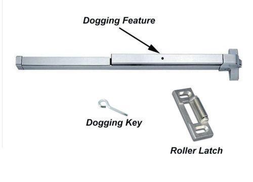 Door Panic Bar Ebay
