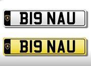BMW Private Plate