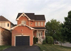 Entire House for Rent Oshawa 4 Bdrms/4 baths (Grandview/Taunton)
