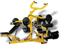 POWERTEC FULL LEVERAGE GYM SYSTEM