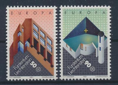 LIECHTENSTEIN 916 17 POSTFRISCH CEPT 5828