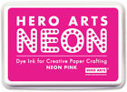 Hero Arts Pink Craft Stamping Inks