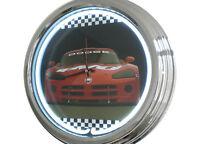 N-0288 Viper Gtsr - Decoración Neón Reloj De Pared Neon Taller -  - ebay.es