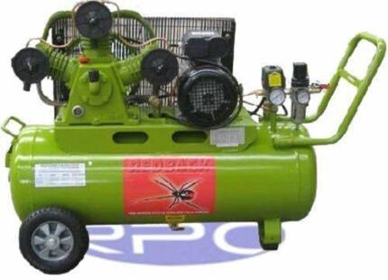 16 CFM 3HP Electric Motor Belt Drive 3 Cylinder Air Compressor Dandenong South Greater Dandenong Preview