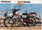 Honda Motorcycle Media Brochure