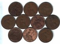 Wanted old pennies
