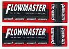 Flowmaster Sticker