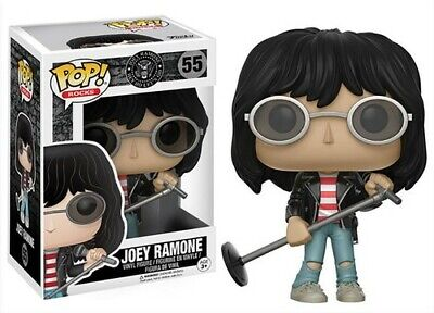 Funko POP! Rocks: Joey Ramone - The Ramones Stylized Vinyl F