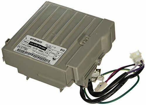 Electrolux 241577501 Je Kenmore Frigidaire Compressor Electronic Control