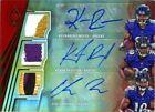 2016 Season Football Trading Cards Keenan Reynolds