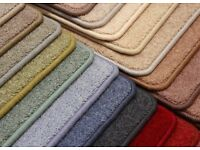 Cheap Carpet. Plus Underlay, Grippers, Door Bars & Fitting. NE1-NE66.