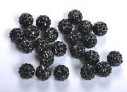 10mm Crystal Beads