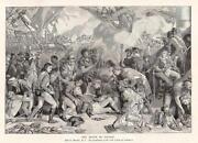 Battle of Trafalgar Print
