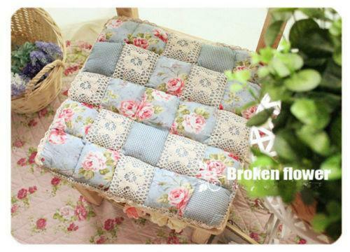 Shabby Chic Rocking Chair Pads : Shabby Chair Pads eBay