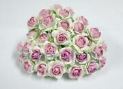 Paper Rose Buds