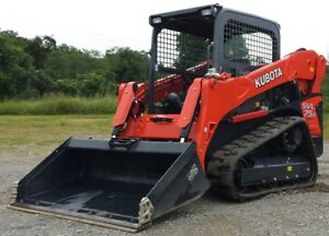 2017 Kubota SVL75-2 - Track Loaded - Only 180 hours