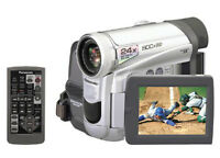 Panasonic PVGS15 MiniDV Compact Digital Camcorder w/24x Optical