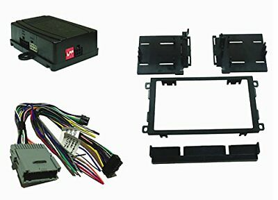 Chime Module Interface - Radio Replacement Chime Module Bose Amp Interface Chevy GM GMC 2003-2013 Double