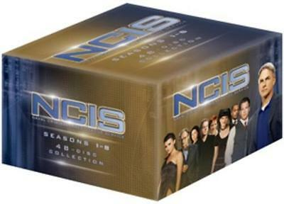 NCIS: Seasons 1-8 (Box Set) [DVD]